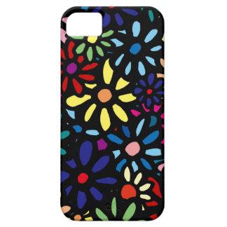iPhone5 flower case iPhone SE/5/5s ケース