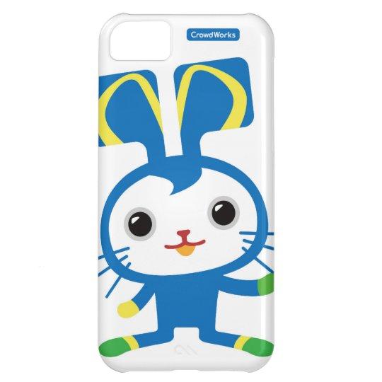 iPhone5c クービットちゃんケース iPhone5Cケース
