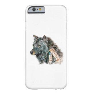 iPhone6ケースのためのインドのオオカミの携帯電話カバー Barely There iPhone 6 ケース