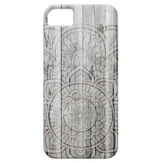 iPhone6ケースの木の曼荼羅のiPhoneの場合木 iPhone SE/5/5s ケース