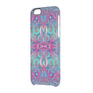 iPhone6ケースの民族のスタイル クリアiPhone 6/6Sケース