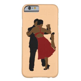 iPhone6ケースの蹴りのカップル Barely There iPhone 6 ケース