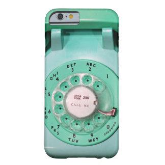iPhone6ケース-私を回転式のダイヤルの電話と電話して下さい Barely There iPhone 6 ケース