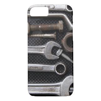 iPhone: 整備士のベンチ用具 iPhone 8/7ケース