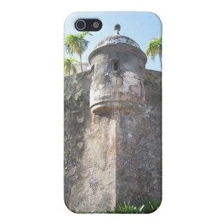 iPhone 4のためのプエルトリコ4の懸命の薬莢 iPhone 5 カバー