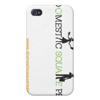 Iphone 4の国内正方形止め釘 iPhone 4 カバー