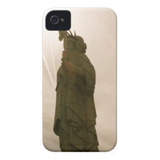iPhone 4の柔らかい場合自由の女神 Case-Mate iPhone 4 ケース