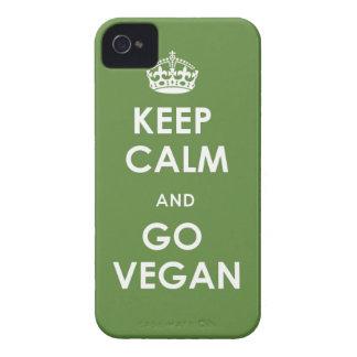 iphone 4ケースは穏やか保ち、緑ビーガンの行きます Case-Mate iPhone 4 ケース