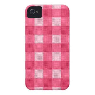 iphone 4ケースパターンピクニックテーブルクロス Case-Mate iPhone 4 ケース