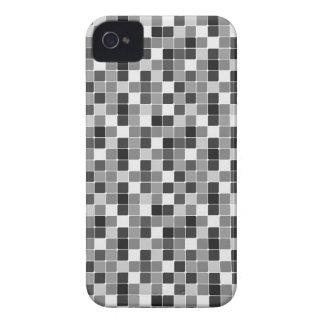 iphone 4ケースパターンモザイク組織 Case-Mate iPhone 4 ケース