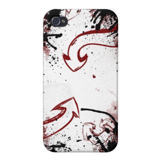 iphone 4ケース(赤い) iPhone 4/4Sケース
