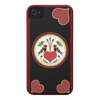 iphone 4ケース-長く、幸せな人間関係のジンクスv2 Case-Mate iPhone 4 ケース
