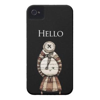 iPhone 4/4Sの場合「こんにちは… 「 Case-Mate iPhone 4 ケース