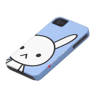 iPhone 4/4Sの場合-ウサギ Case-Mate iPhone 4 ケース