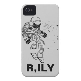 IPhone 4/4Sの場合-浮遊宇宙飛行士 Case-Mate iPhone 4 ケース