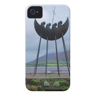 iPhone 4/4sの場合- St.ブレンダンの十字 Case-Mate iPhone 4 ケース