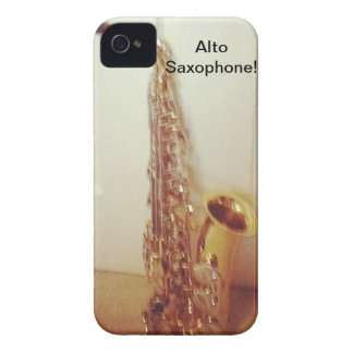 iPhone 4/4S ALTOサクソフォーンの箱 Case-Mate iPhone 4 ケース