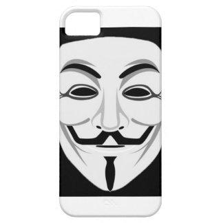 Iphone 5のための匿名の言い分 iPhone SE/5/5s ケース