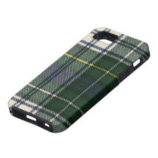 iPhone 5のキャンベル服のモダンなタータンチェックのプリント iPhone SE/5/5s ケース
