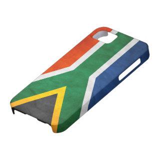 iphone 5の場合のための南アフリカの旗のデザイン iPhone SE/5/5s ケース