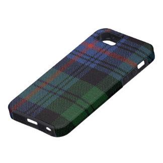 iPhone 5の場合のアームストロングの古代タータンチェックのプリント iPhone SE/5/5s ケース