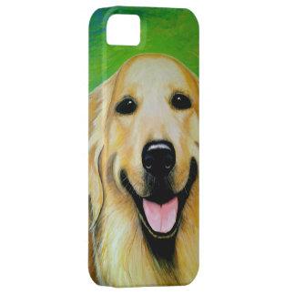 Iphone 5の場合のゴールデン・リトリーバー Case-Mate iPhone 5 ケース