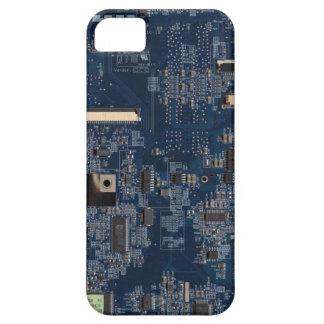 iPhone 5の場合のサーキットボードの眺め iPhone SE/5/5s ケース