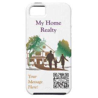 iPhone 5の場合のテンプレート私の家の不動産 iPhone SE/5/5s ケース