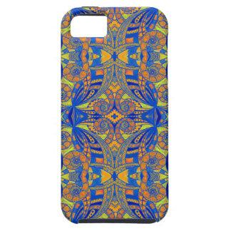 iPhone 5の場合の民族のスタイル iPhone 5 Case-Mate ケース