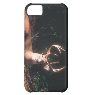 iphone 5の場合の8ポイント木びき台の写真 iPhone5Cケース