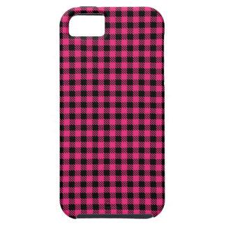 iPhone 5の場合パターンピクニックテーブルクロス iPhone SE/5/5s ケース