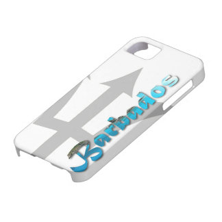 iPhone 5の場合熱帯バルバドスのBarbadian Bajan iPhone SE/5/5s ケース