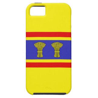 iPhone 5の場合織工の紋章付き外衣 iPhone SE/5/5s ケース