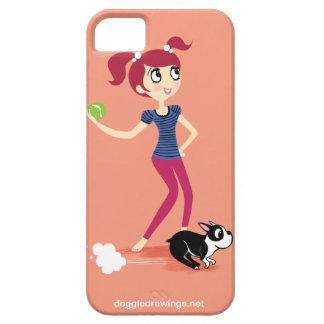 """iPhone 5の場合: ブギウギは愛します全強大な""""飛ぶ人""""を iPhone SE/5/5s ケース"""
