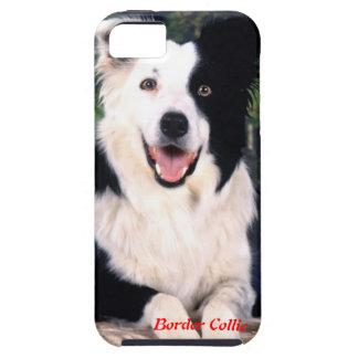 Iphone 5の場合-ボーダーコリー iPhone SE/5/5s ケース