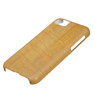 iPhone 5の場合-森-肉屋ブロック iPhone5Cケース