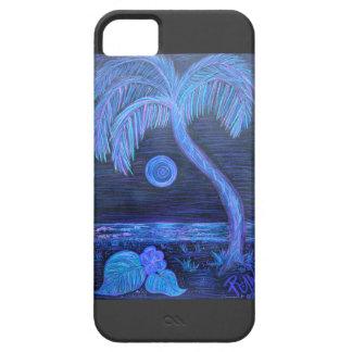 iPhone 5の場合-熱帯月光 iPhone SE/5/5s ケース
