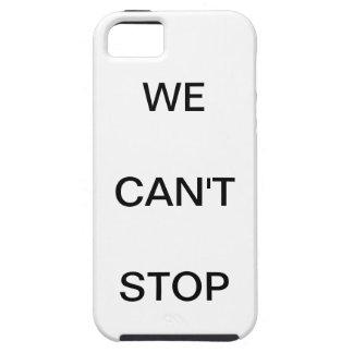 iPhone 5の場合-私達はストップことができません iPhone SE/5/5s ケース