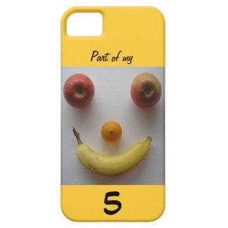 「iphone 5の私の5'の部分 iPhone SE/5/5s ケース