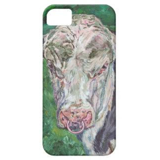 iPhone 5の穹窖ID™- 1014のアイルランド人のFriesian Bull iPhone SE/5/5s ケース