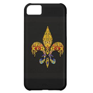 Iphone 5の(紋章の)フラ・ダ・リ iPhone5Cケース