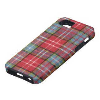 iPhone 5のVibeのOgilvieの古くまれな古代タータンチェック iPhone SE/5/5s ケース