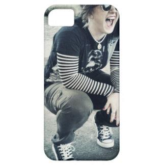 IPhone 5は、騒々しい場合を笑わせます iPhone SE/5/5s ケース