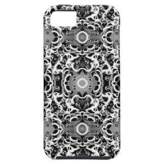 iPhone 5場合のサイケデリックな視野 iPhone SE/5/5s ケース
