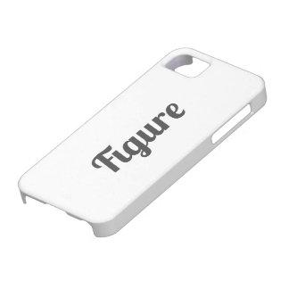 iPhone 5/5Sのための白いですか灰色の箱 iPhone SE/5/5s ケース