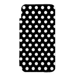 iPhone 5/5sのウォレットケースの水玉模様 Incipio Watson™ iPhone 5 ウォレット ケース