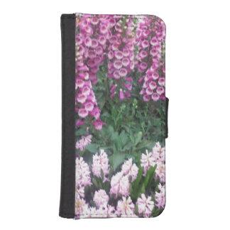 iPhone 5/5sのウォレットケースの蝶庭ラスベガス iPhoneSE/5/5sウォレットケース