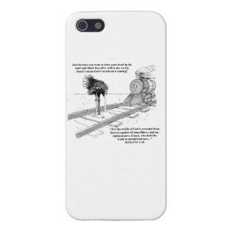 iPhone 5/5Sの光沢のある終わりの場合 iPhone 5 Case
