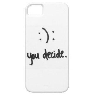 : (: Iphone 5/5Sの場合を決定します iPhone SE/5/5s ケース