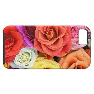IPhone 5/5sの場合-バラをかいで下さい iPhone SE/5/5s ケース